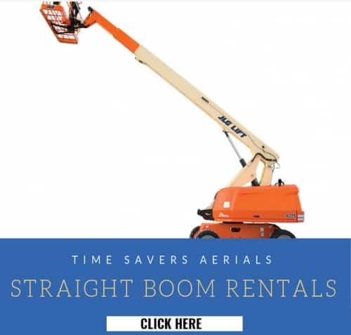 Straight Boom Rentals